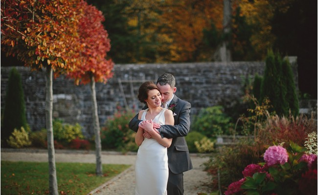 Keri & Dave // Lough Rynn Castle