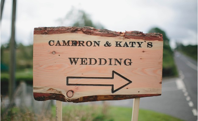 Cameron & Katy // Larchfield Garden Party Wedding