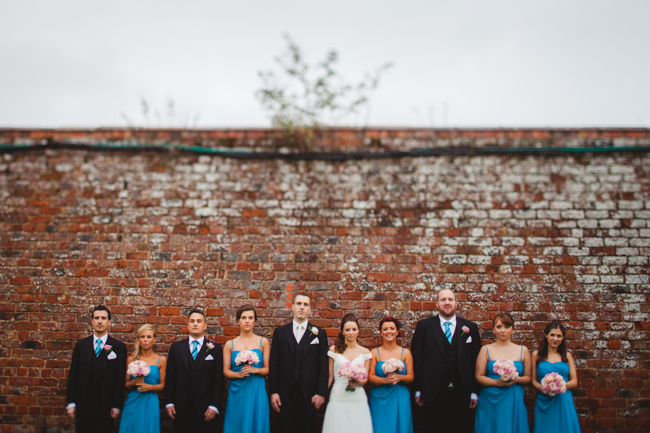 Bride Groom Bridal party Belfast