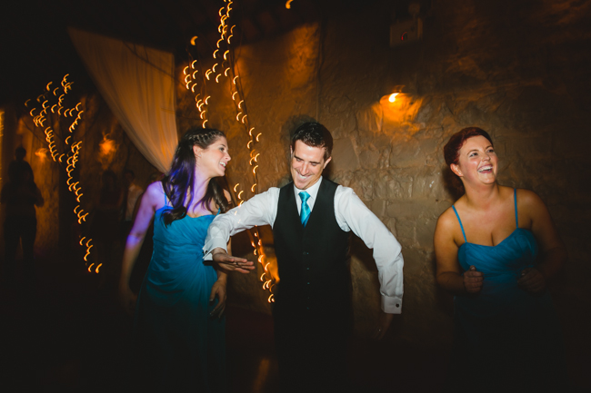 Dancing Barn Wedding