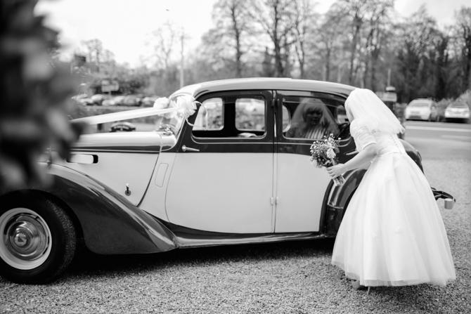 NI Creative wedding photographers