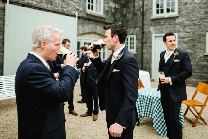 Creative Irish Wedding photographers