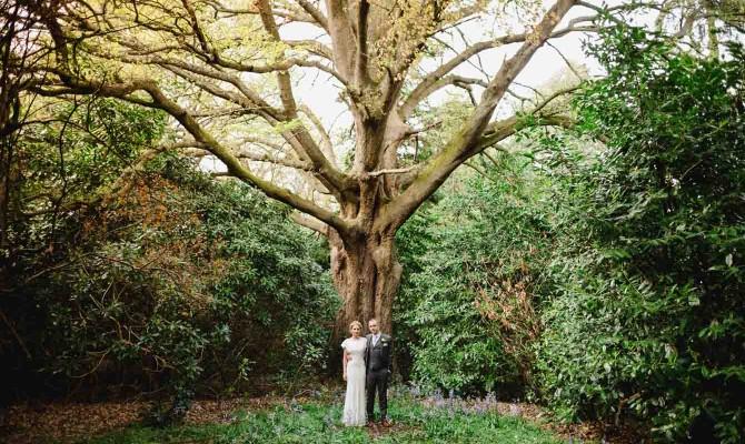 Liz & Eoghan // Trudder Lodge Wedding // Co. Wicklow