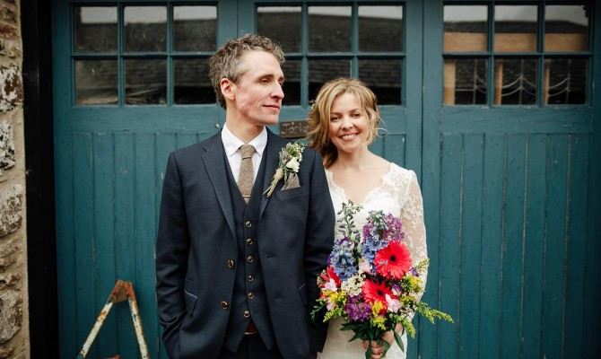 Lorraine & Andrew // Limepark Arts and Cottages // Ireland