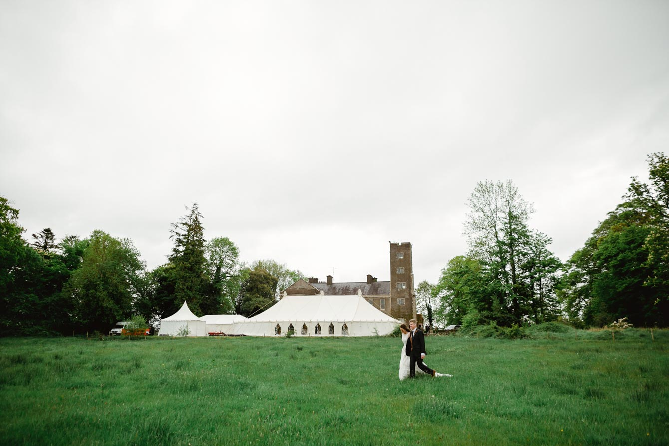 Belle Isle Castle wedding photographer