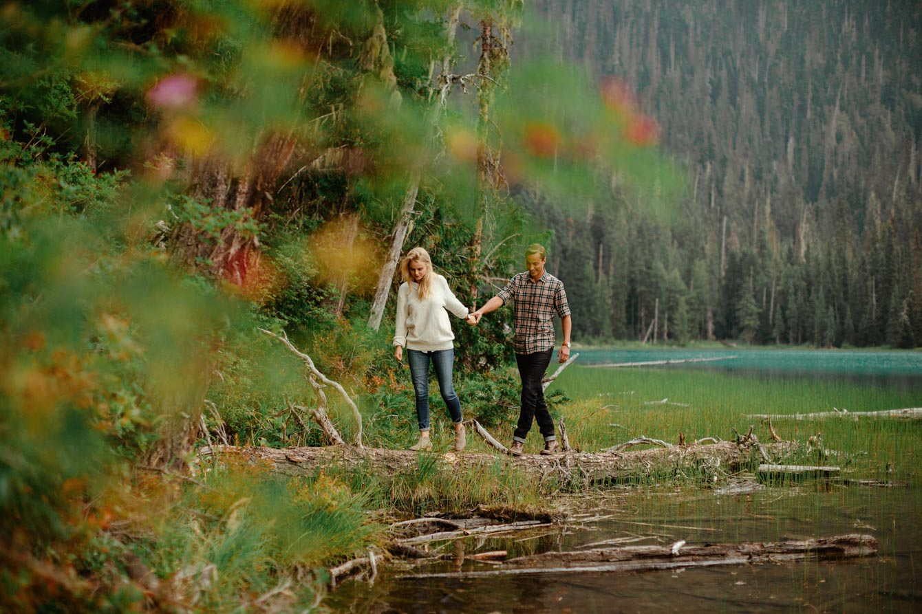 Joffre Lake Photographer - Jessica & Brian006