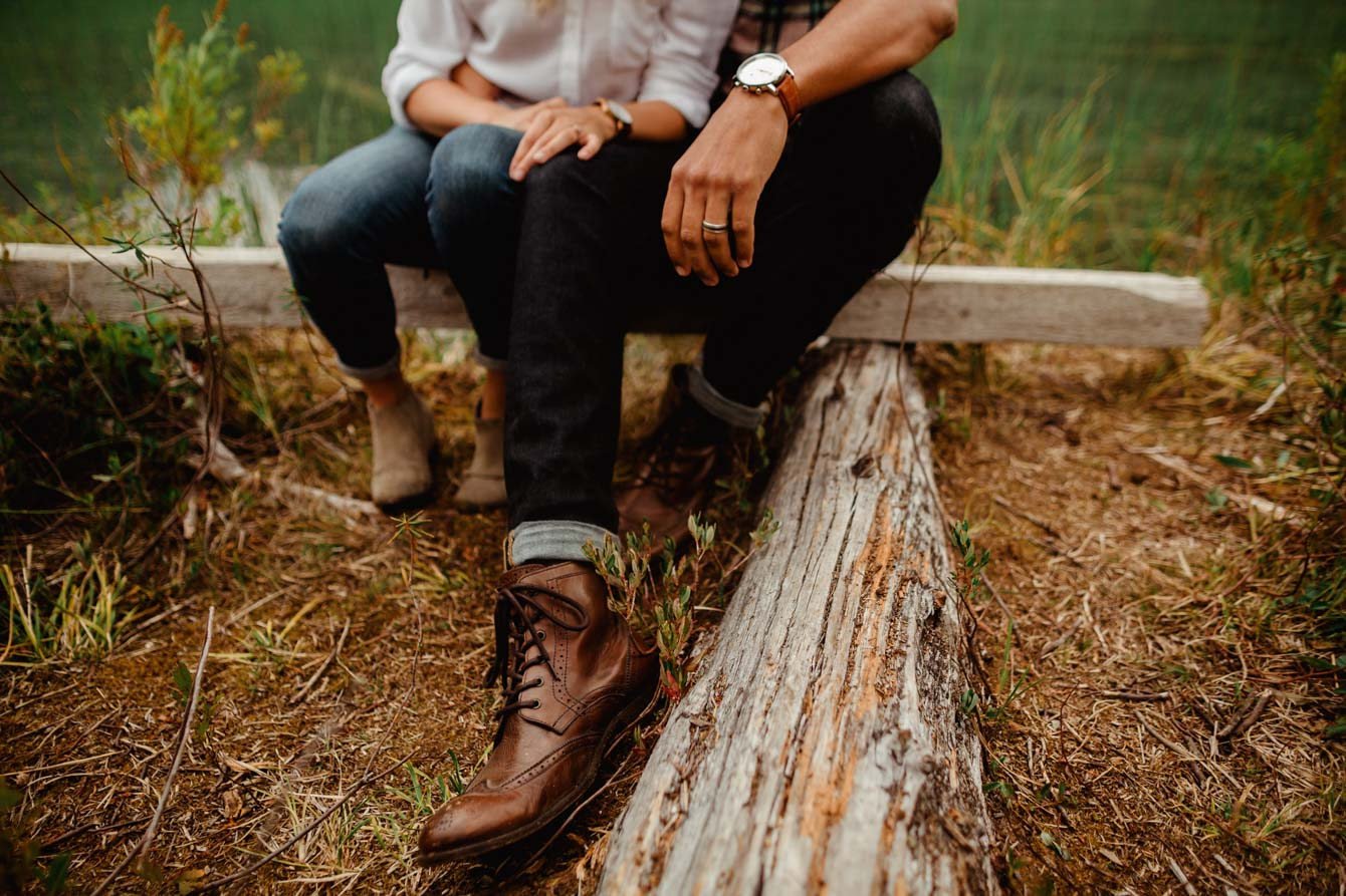 Joffre Lake Photographer - Jessica & Brian011