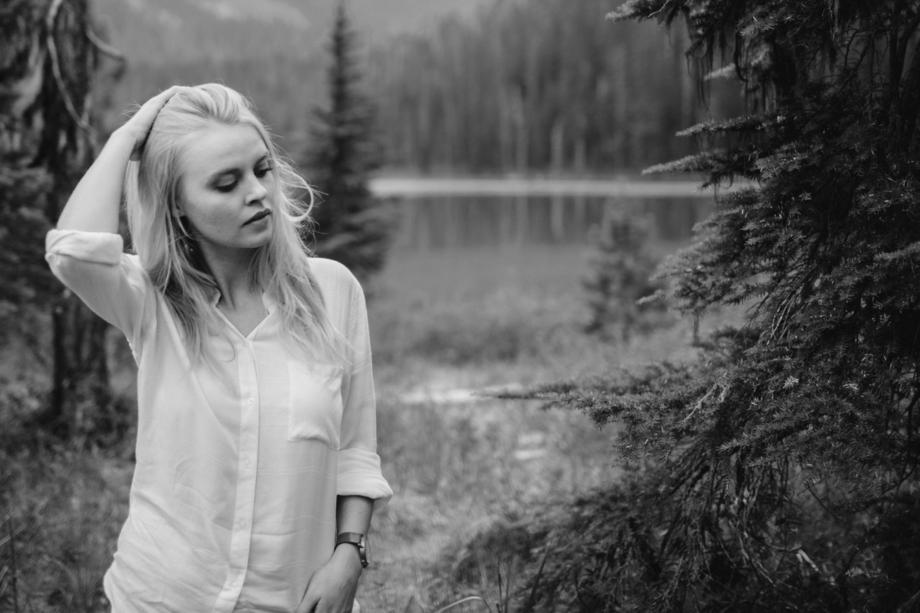 Joffre Lake Photographer - Jessica & Brian015