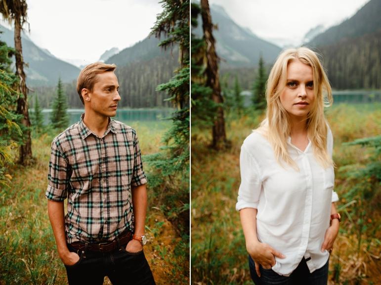 Joffre Lake Photographer - Jessica & Brian016