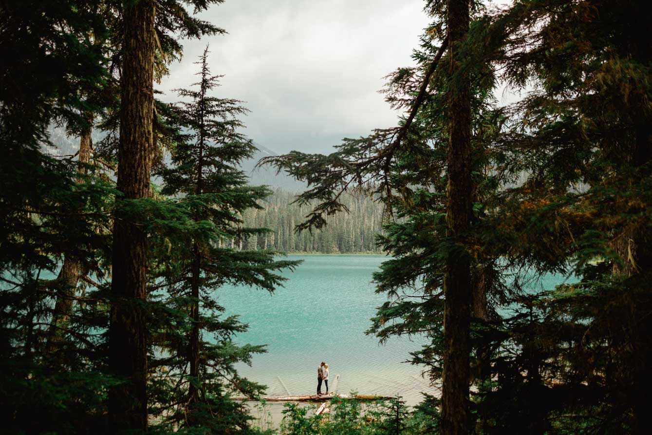 Joffre Lake Photographer - Jessica & Brian038