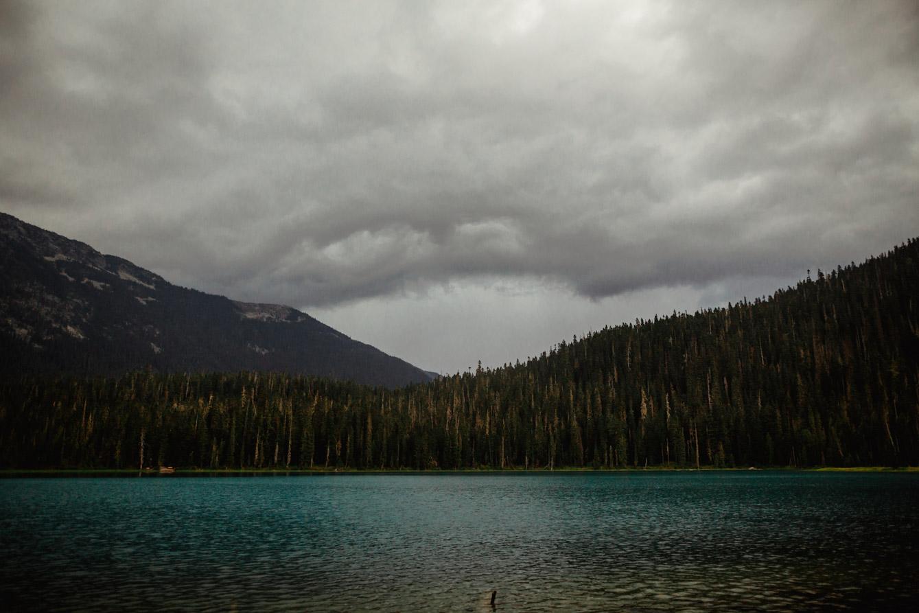 Joffre Lake Photographer - Jessica & Brian042