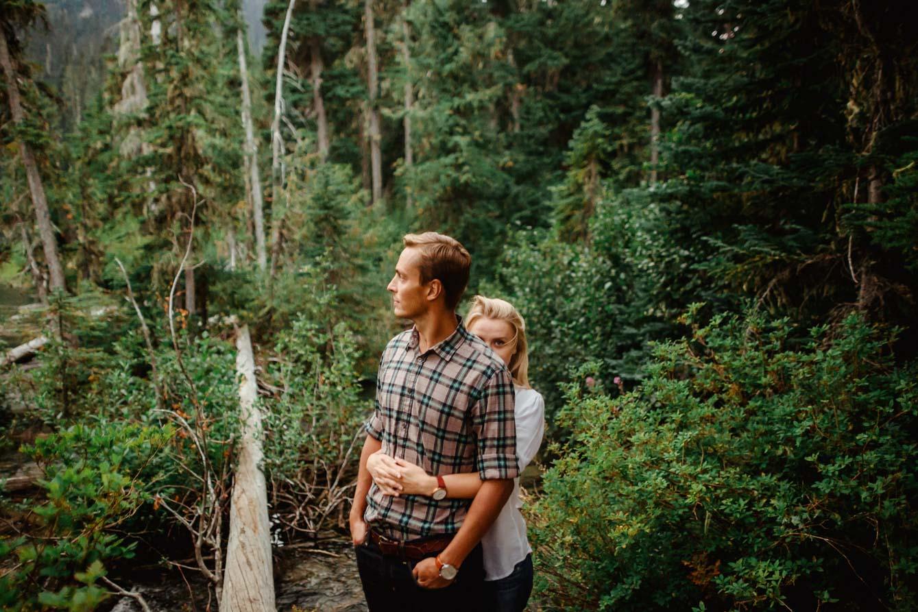 Joffre Lake Photographer - Jessica & Brian045