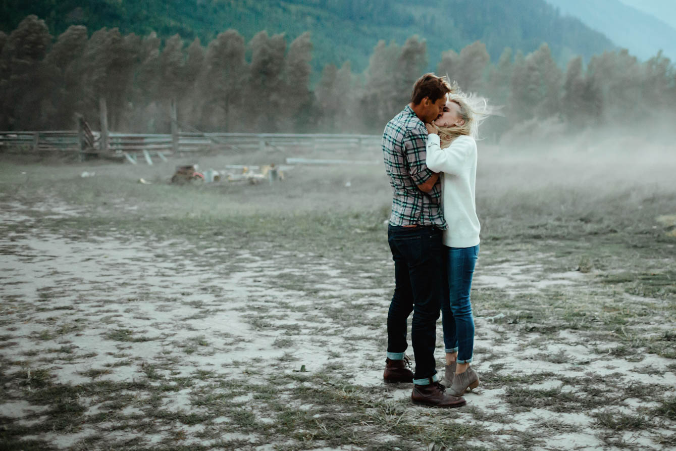 Joffre Lake Photographer - Jessica & Brian061
