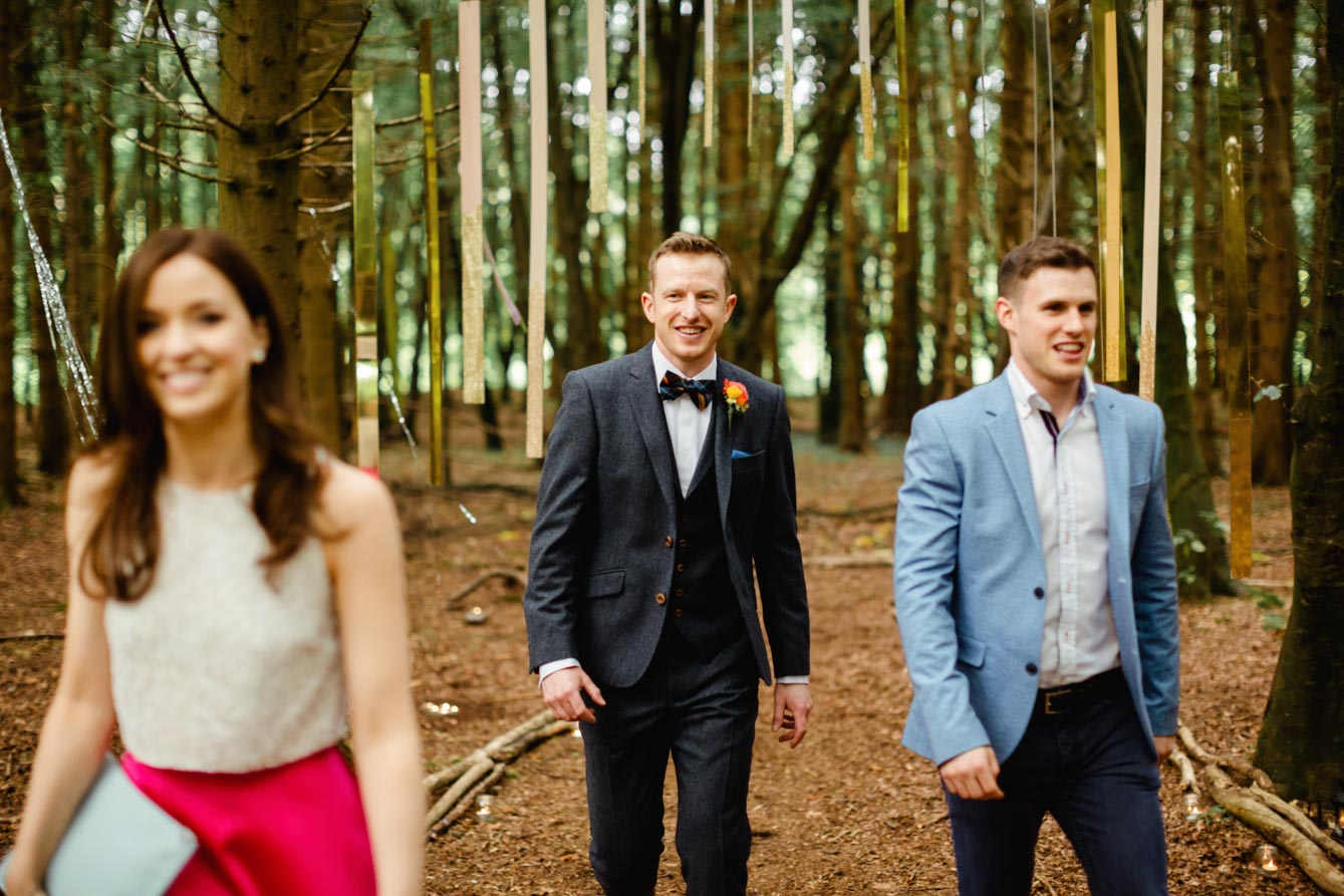 Woodland Wedding - Sarah & Gav048