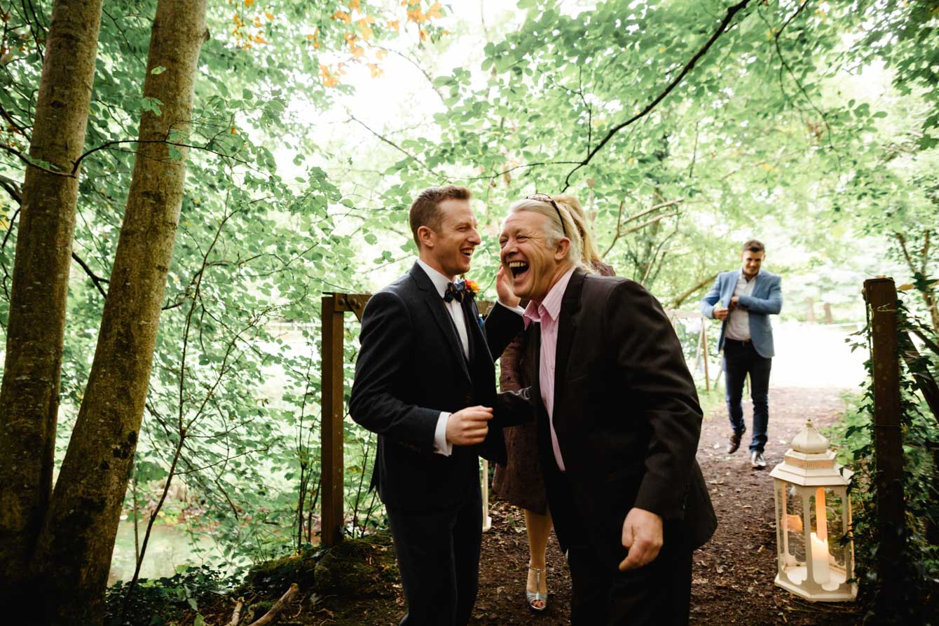 Woodland Wedding - Sarah & Gav049