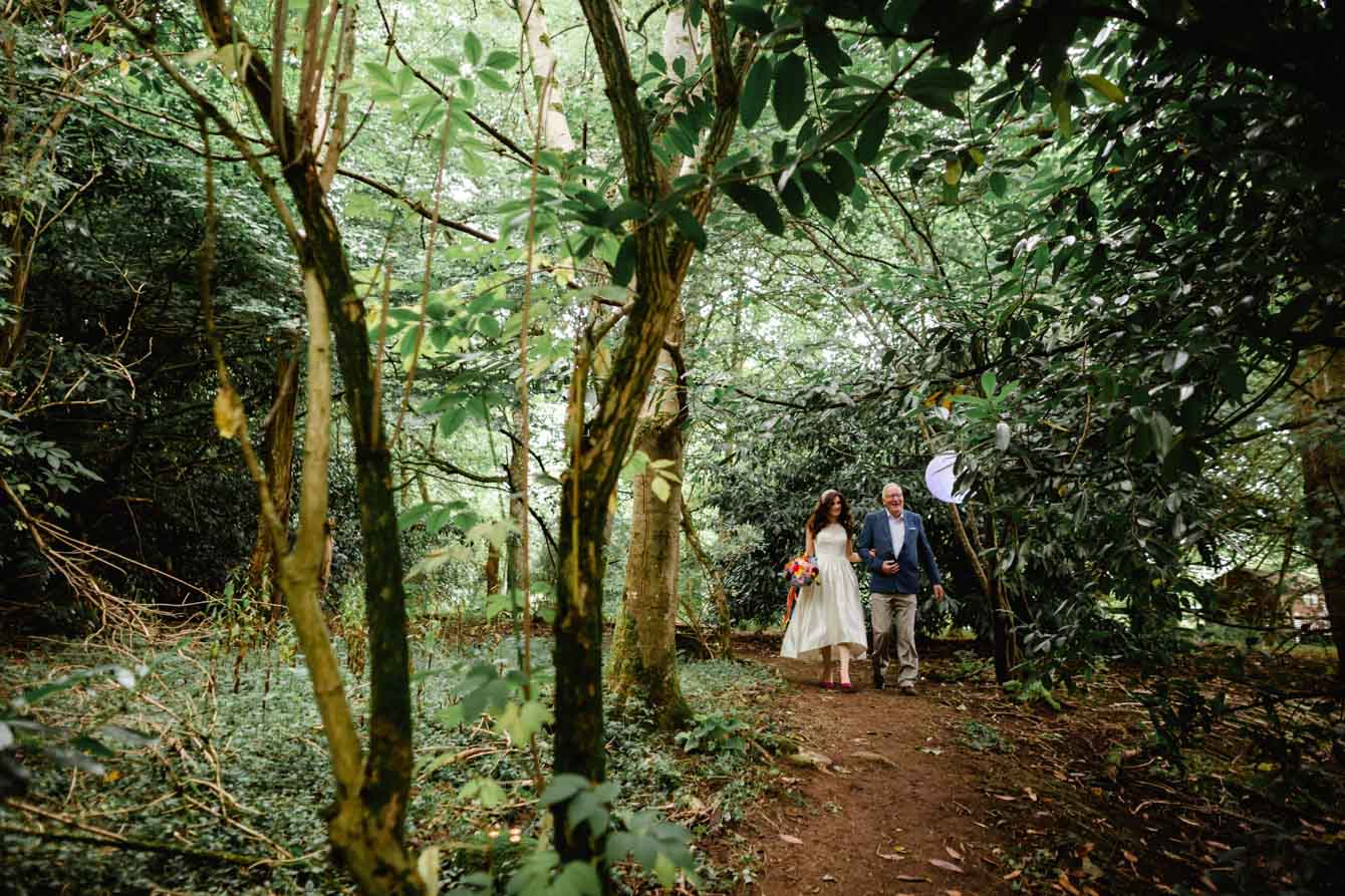 Woodland Wedding - Sarah & Gav053
