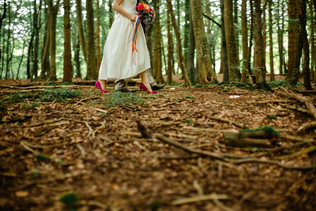 Woodland Wedding - Sarah & Gav055