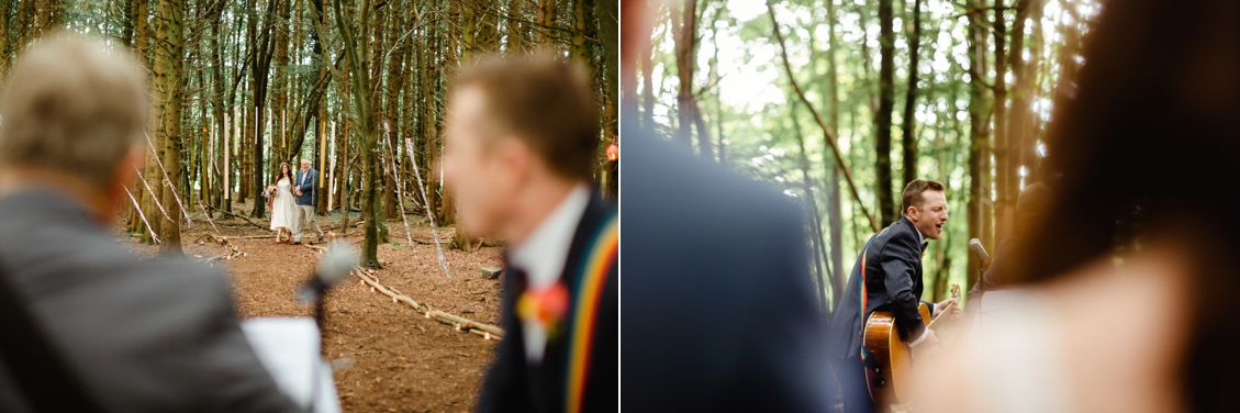 Woodland Wedding - Sarah & Gav059