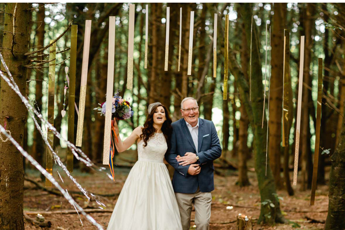 Woodland Wedding - Sarah & Gav060