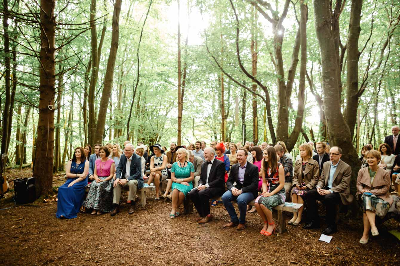 Woodland Wedding - Sarah & Gav063