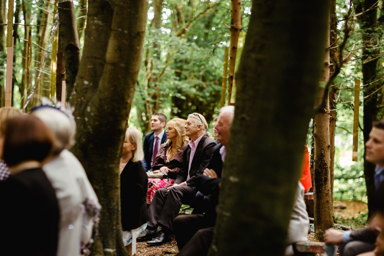 Woodland Wedding - Sarah & Gav064