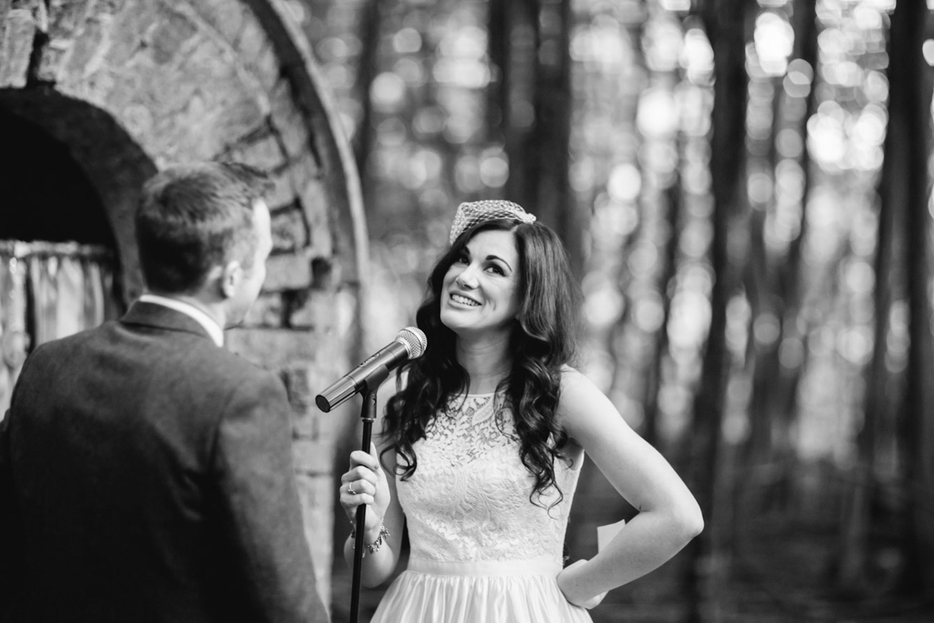 Woodland Wedding - Sarah & Gav066