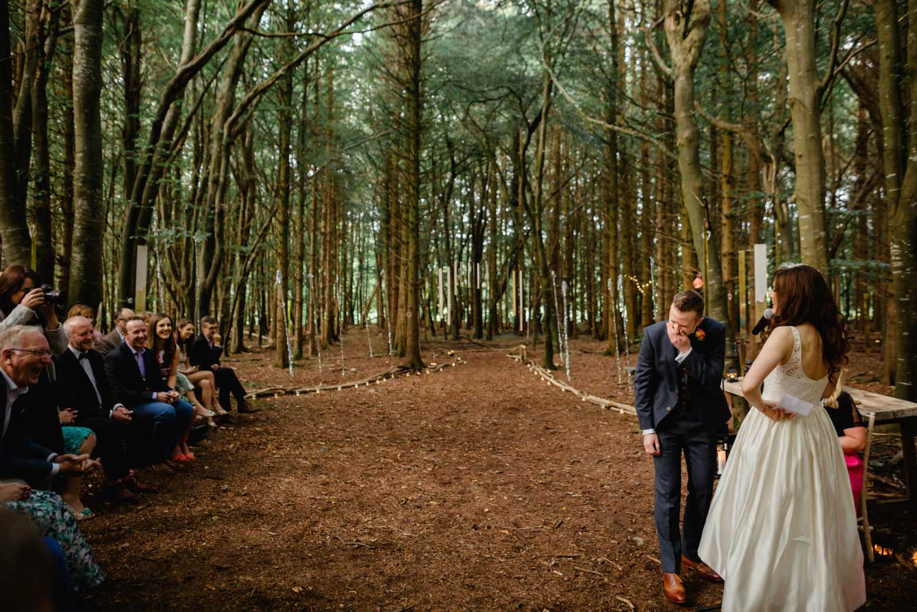 Woodland Wedding - Sarah & Gav067
