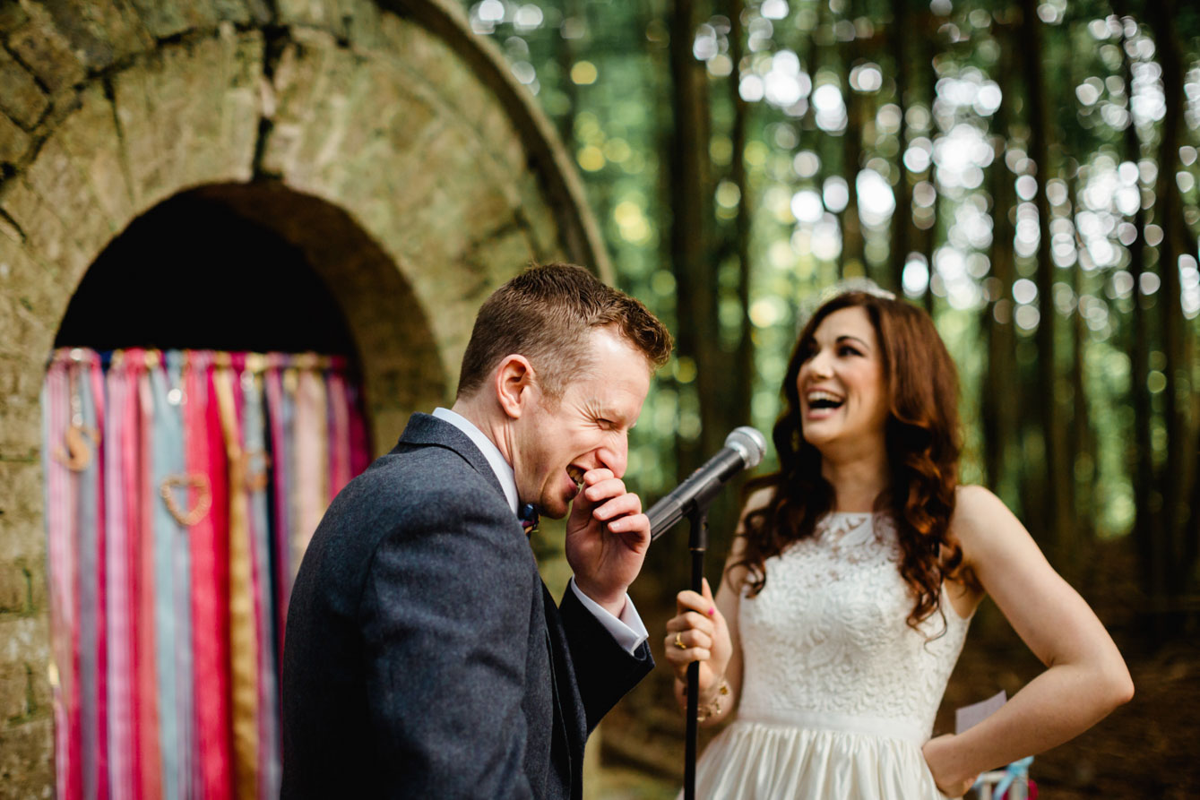 Woodland Wedding - Sarah & Gav068