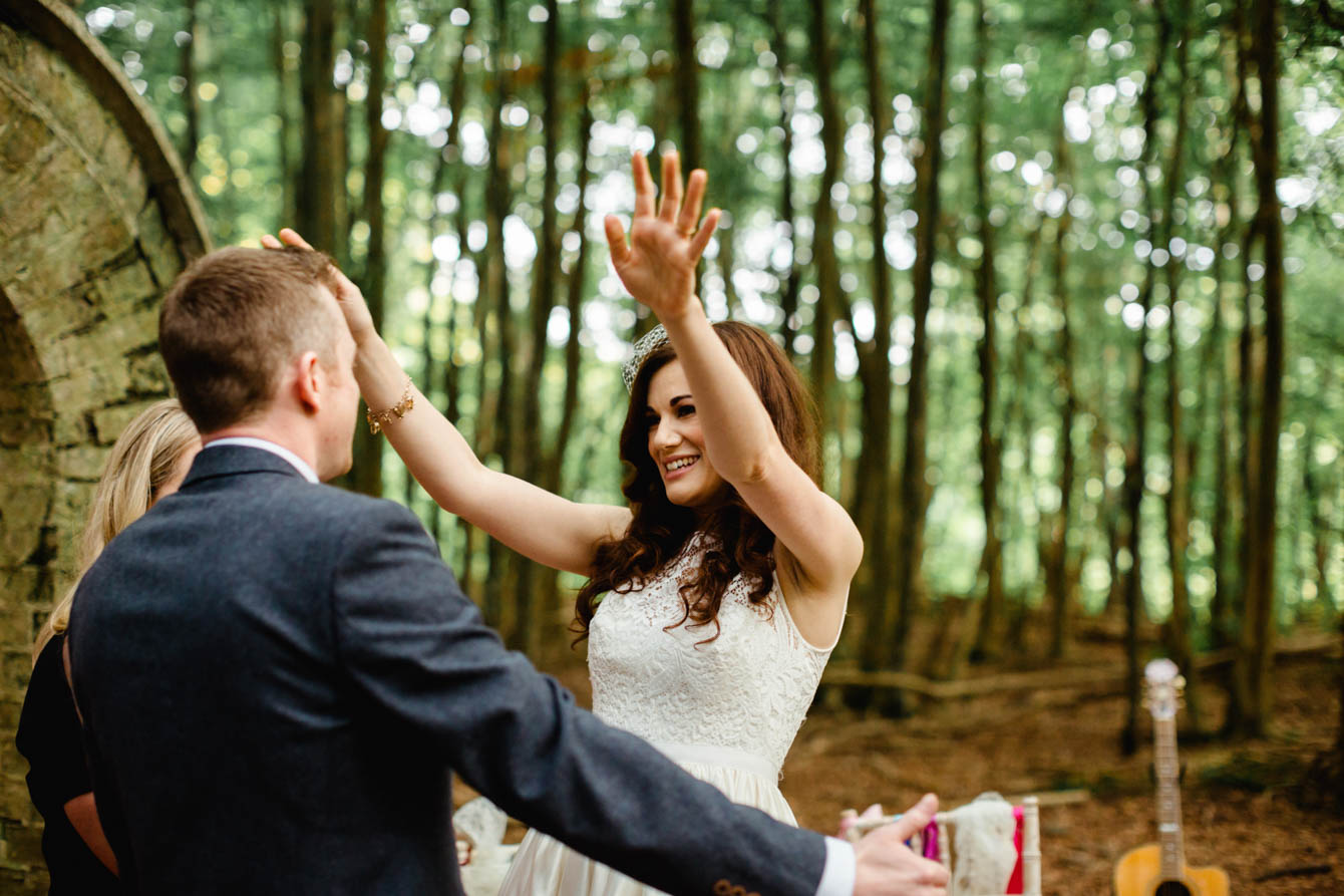 Woodland Wedding - Sarah & Gav070