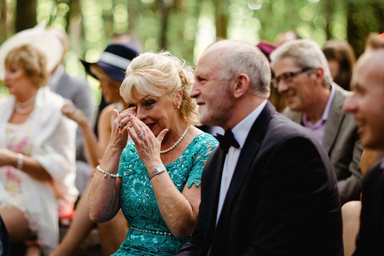 Woodland Wedding - Sarah & Gav073