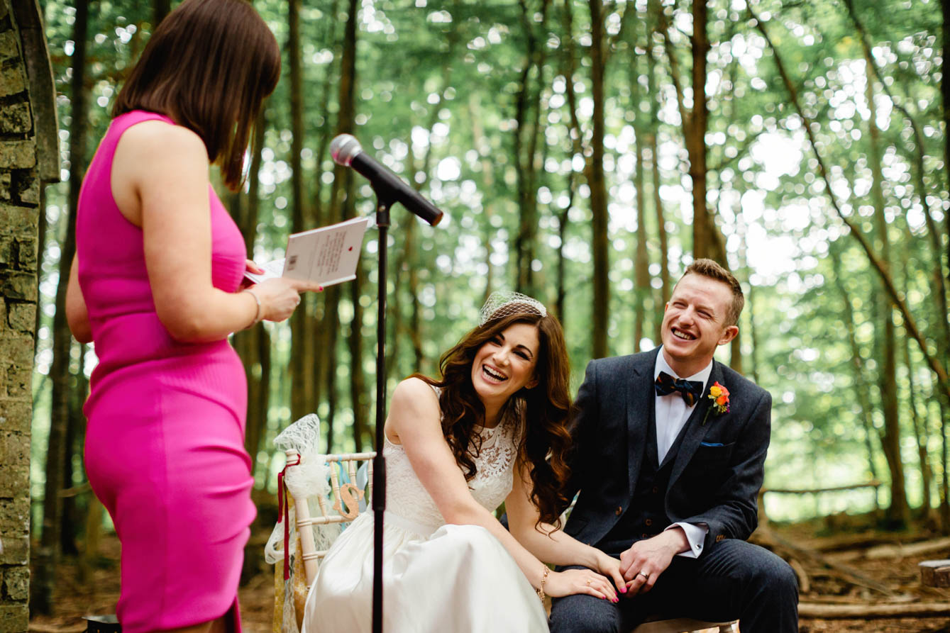 Woodland Wedding - Sarah & Gav075