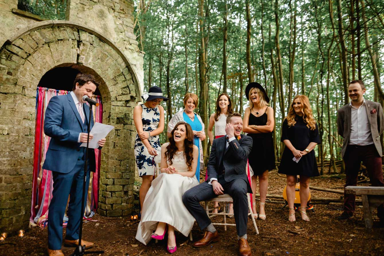Woodland Wedding - Sarah & Gav076