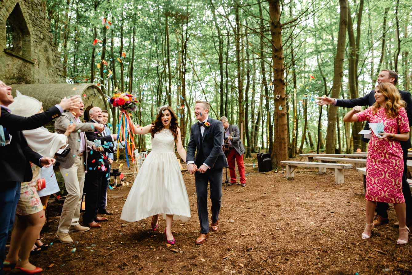 Woodland Wedding - Sarah & Gav078