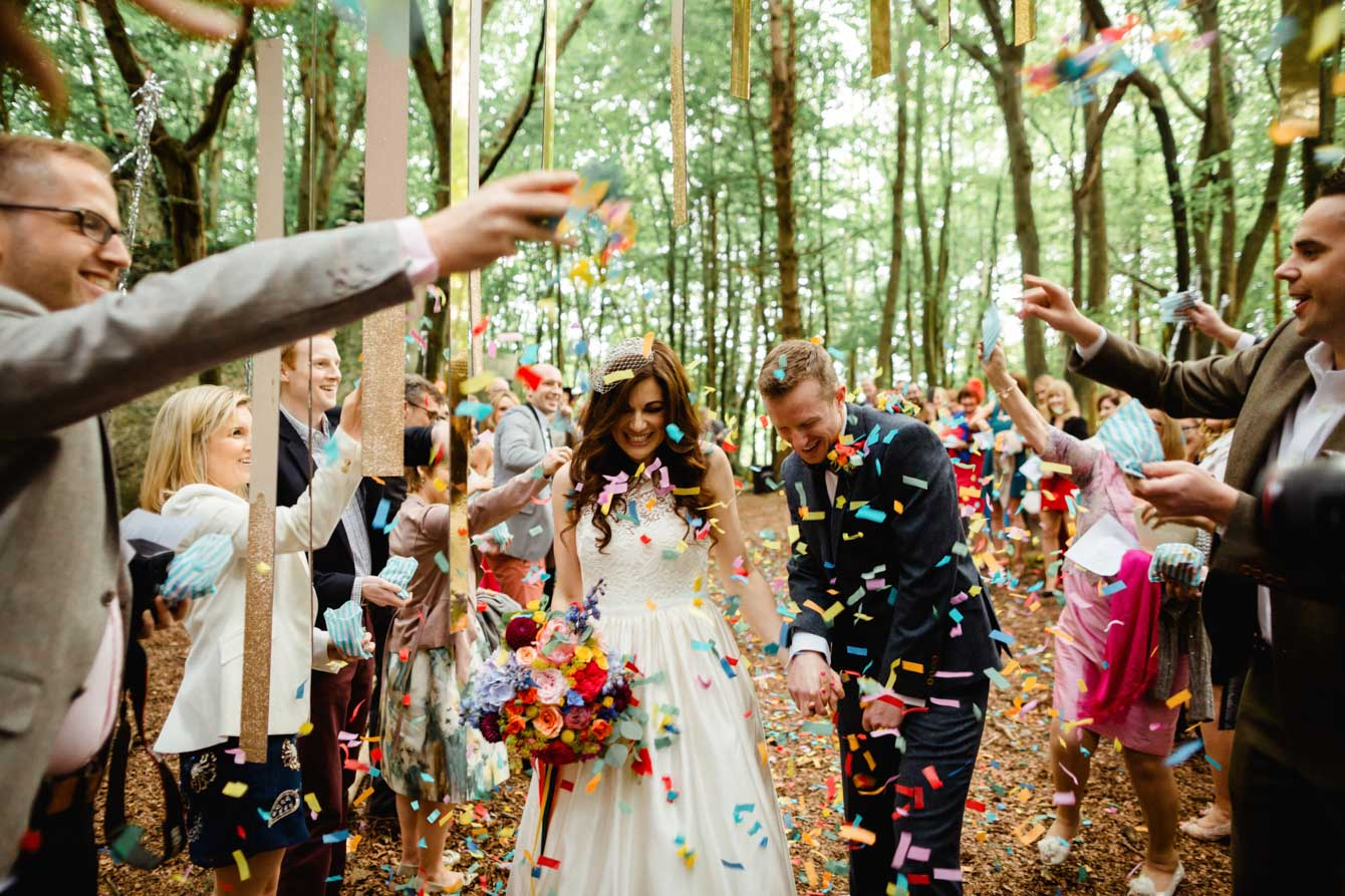 Woodland Wedding - Sarah & Gav080