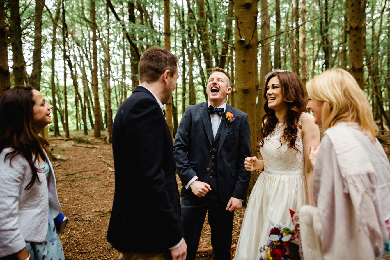 Woodland Wedding - Sarah & Gav085