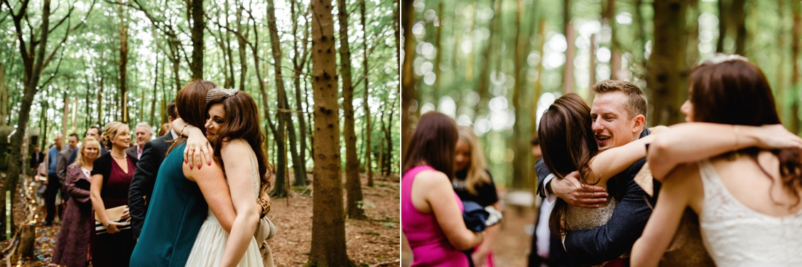 Woodland Wedding - Sarah & Gav085b