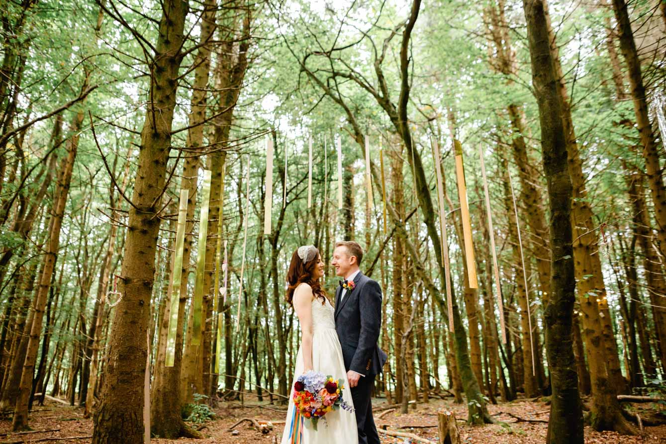 Woodland Wedding - Sarah & Gav089