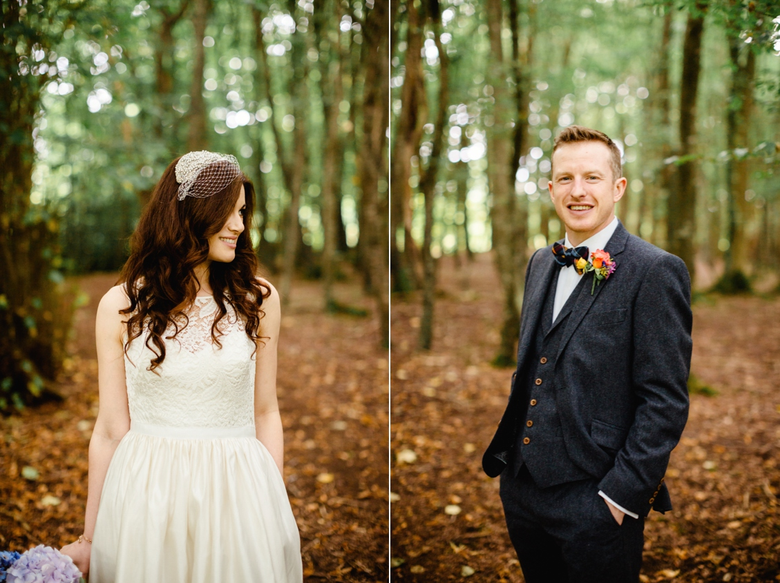 Woodland Wedding - Sarah & Gav091