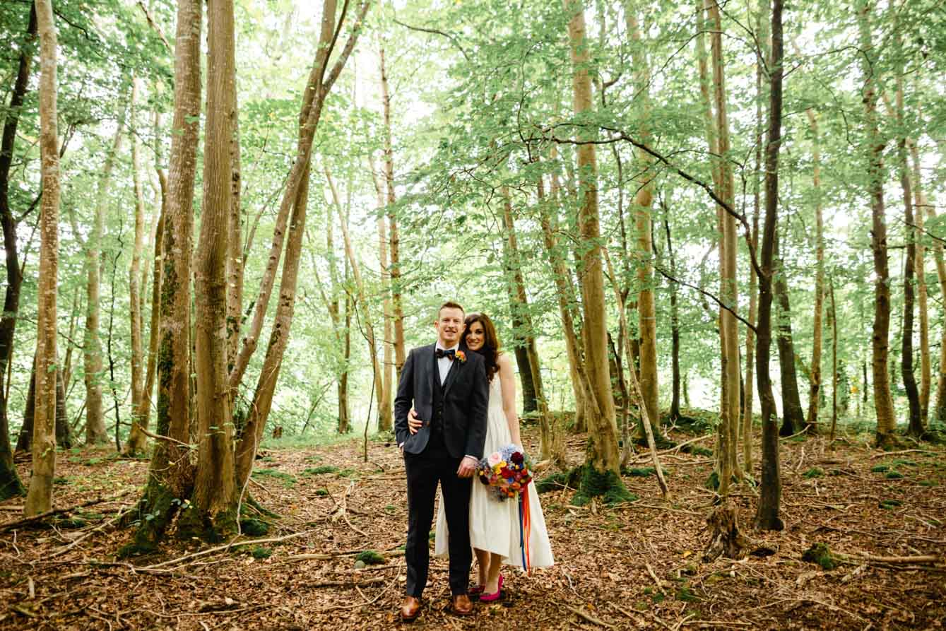Woodland Wedding - Sarah & Gav092