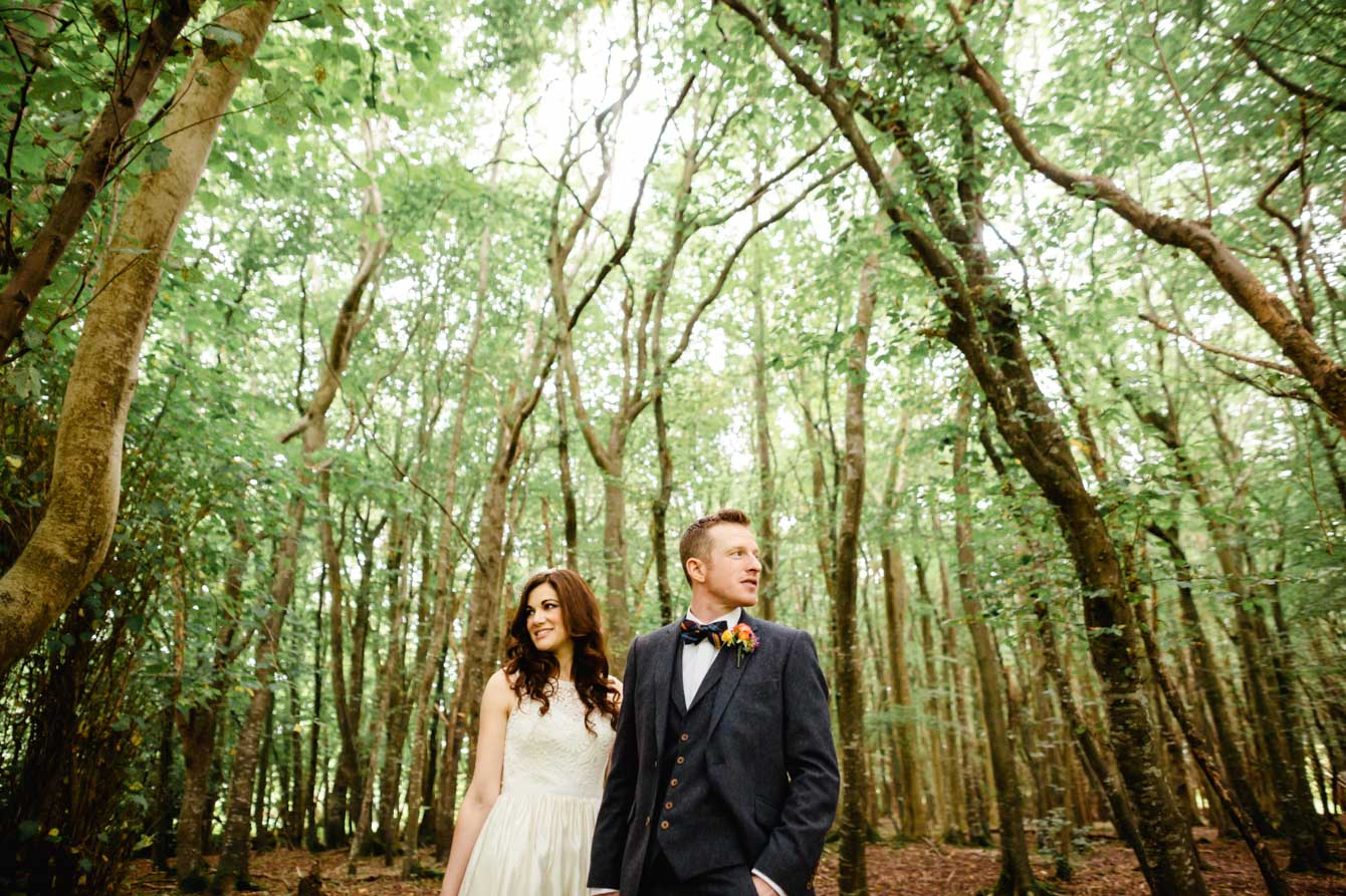 Woodland Wedding - Sarah & Gav093