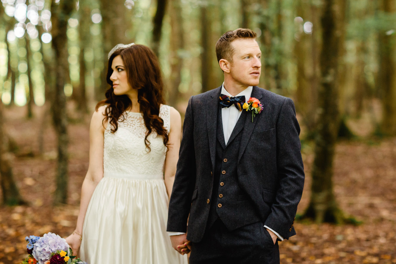 Woodland Wedding - Sarah & Gav094