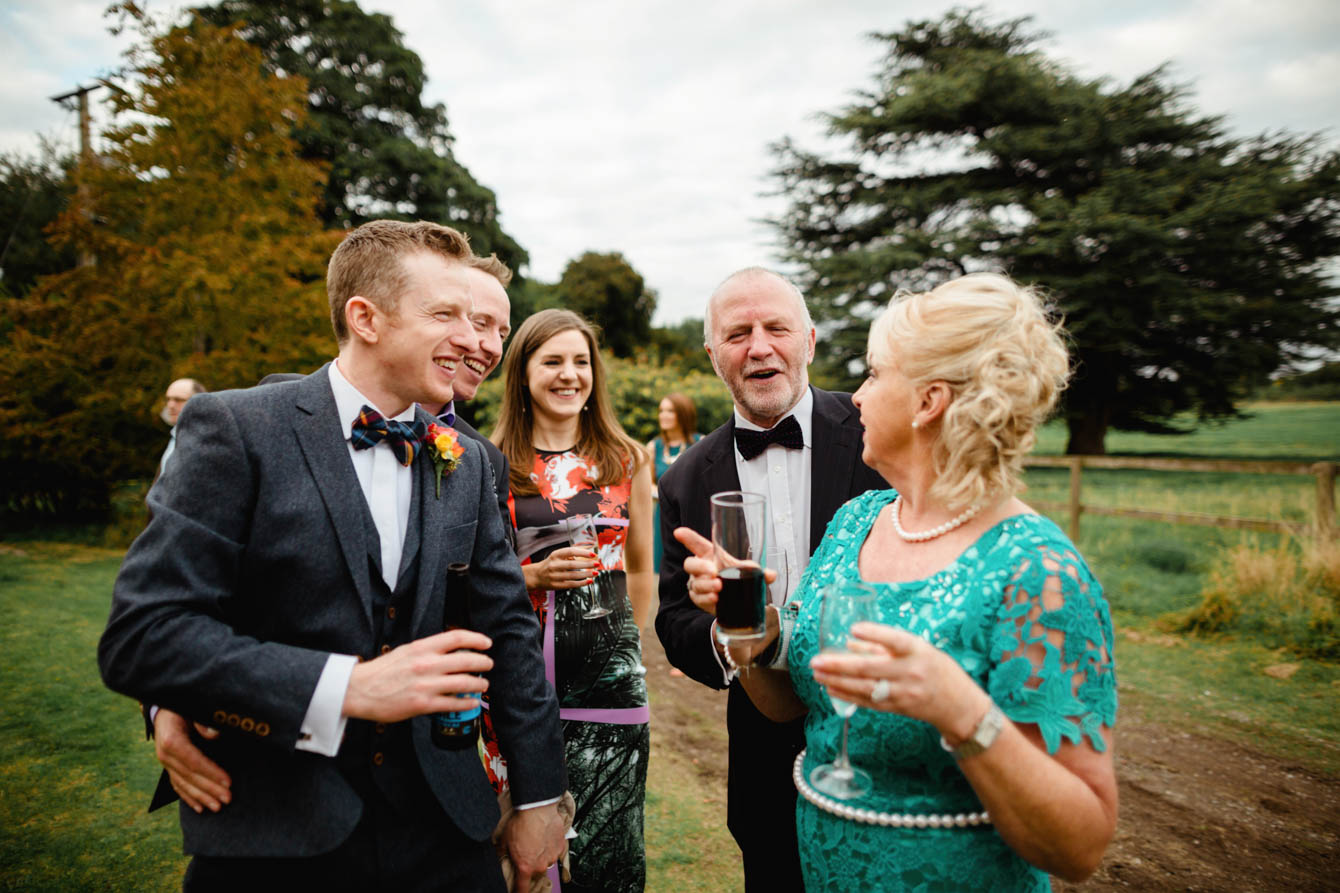 Woodland Wedding - Sarah & Gav110