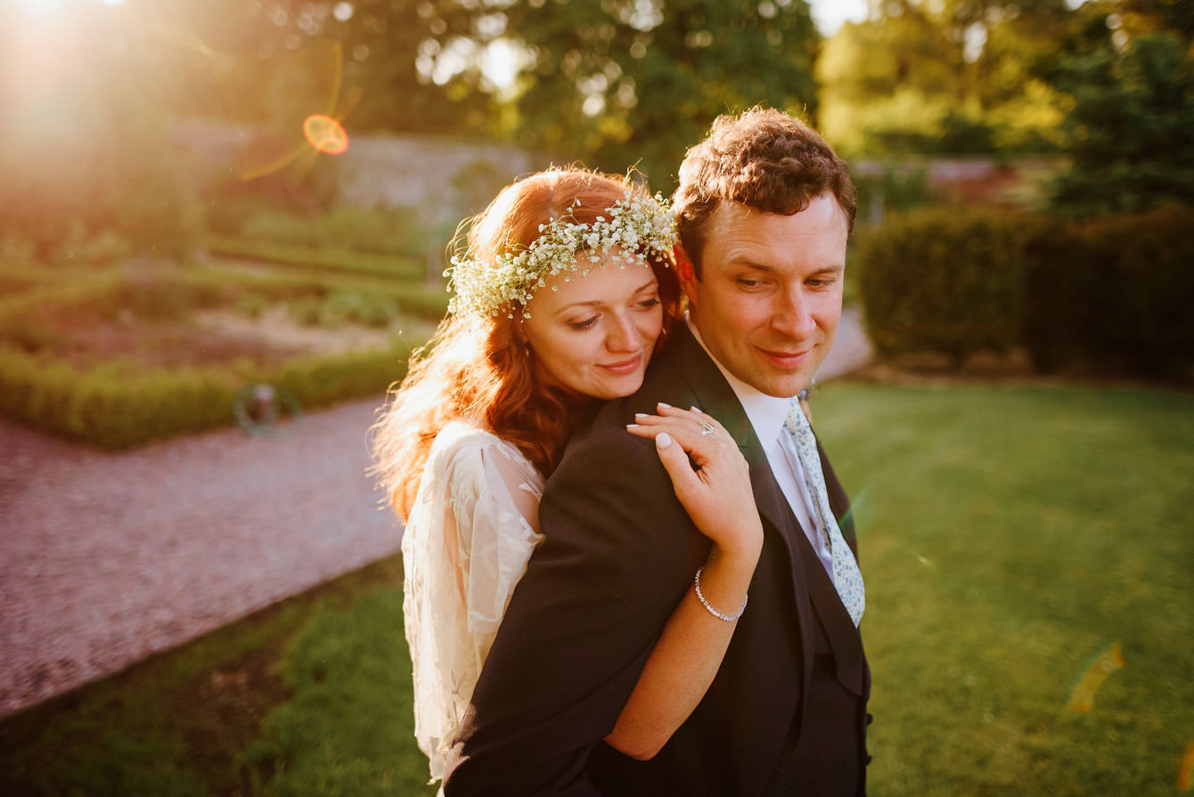 Garden wedding101