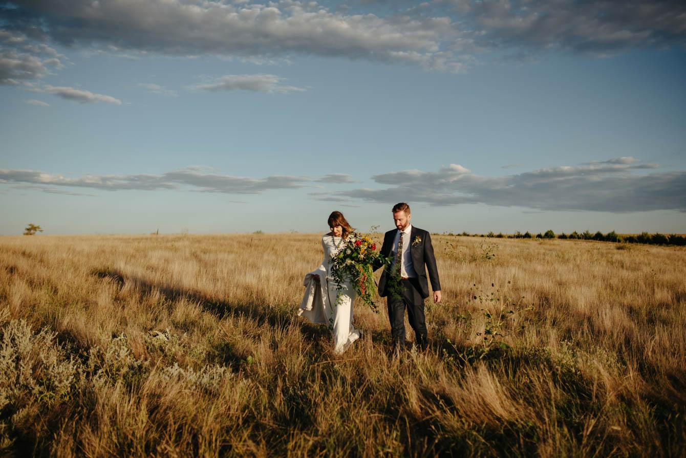 Colorado Barn Wedding // Haxtun, United States // Audrey ...