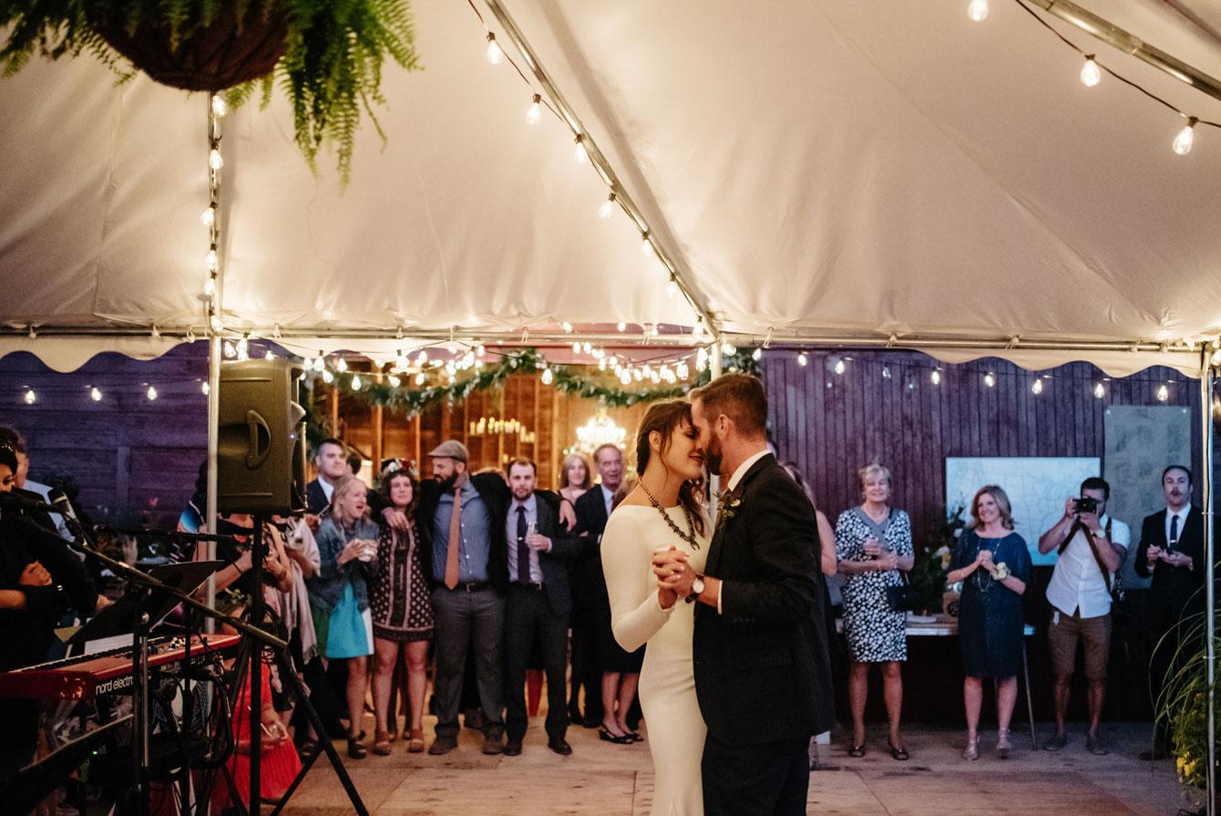 Colorado Barn Wedding134