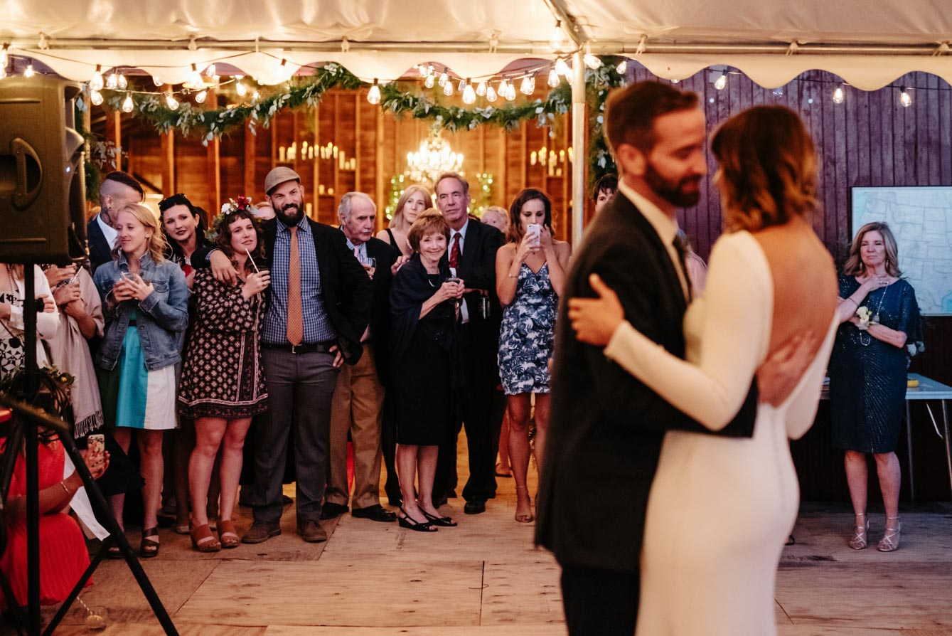 Colorado Barn Wedding135