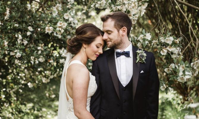 Drenagh Estate Garden Wedding // Chloe & Nick // Northern Ireland