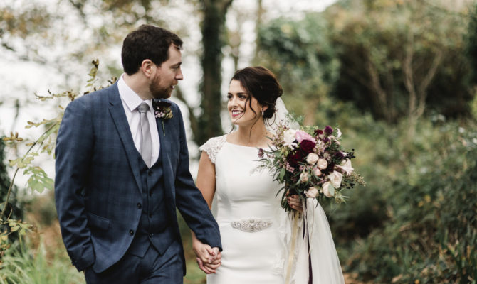 Stephanie & James // Orange Tree House // Northern Ireland Wedding