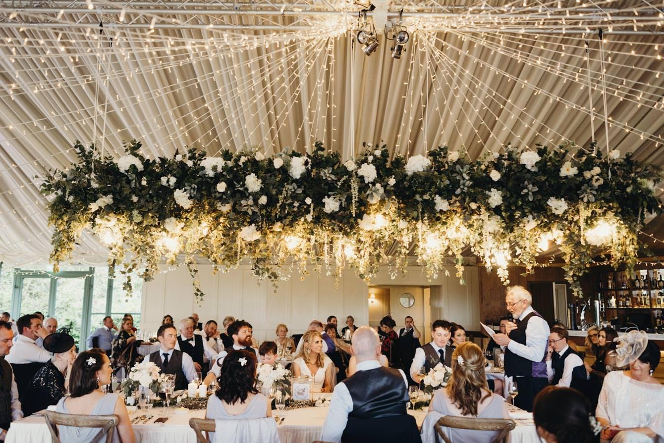 Greenhouse Wedding Virginia Park Lodge Lyndsey