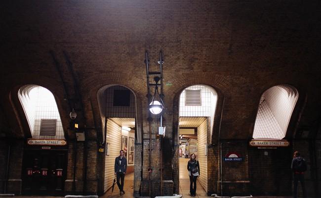 Rachel & Rich // London